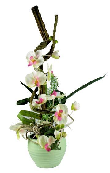 Орхидеи из латекса своими руками